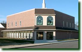 2nd Baptist chruch